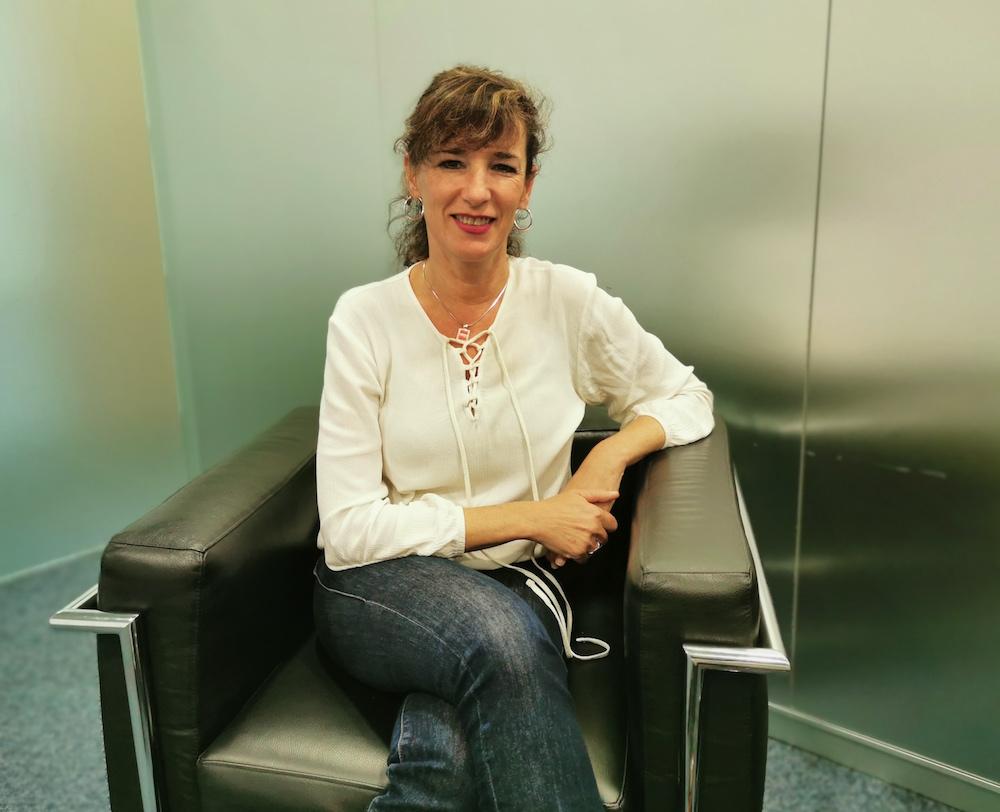 Cristina Cuesta, fundadora y directora de Cohousing Spain.